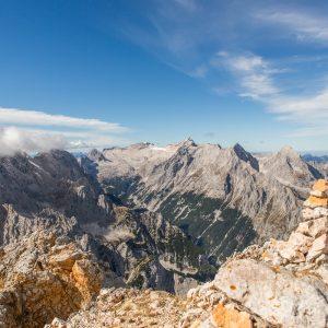 Gipfelsteinmannderl