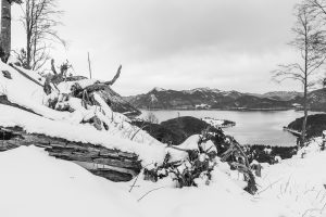 Walchensee und Jochberg
