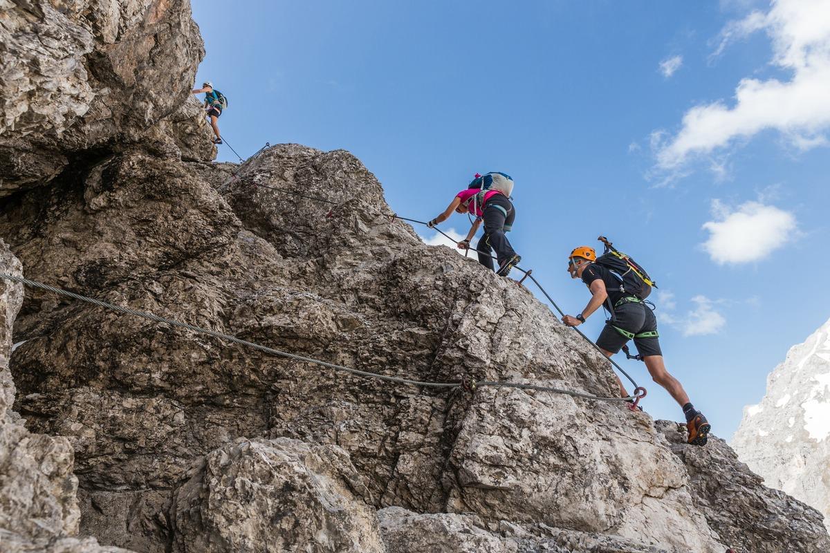 Klettersteig Wankspitze : U wankspitze smw fotografie